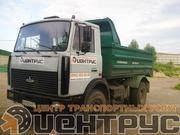 Вывоз строймусора,  гузовые перевозки - Самосвал МАЗ