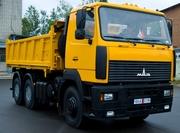Новый самосвал МАЗ-6501А8-320-021