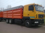 Новый самосвал-зерновоз МАЗ-KT MZ 62