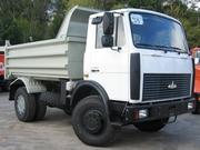 Самосвал МАЗ-5551А2-323