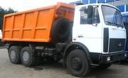Новый самосвал МАЗ-551605-271