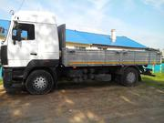 Новый бортовой автомобиль МАЗ-5340А5-370-015