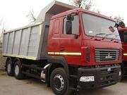 Новый самосвал МАЗ-650128-570-000 г/п 20 тонн,  кузов 20 кубов